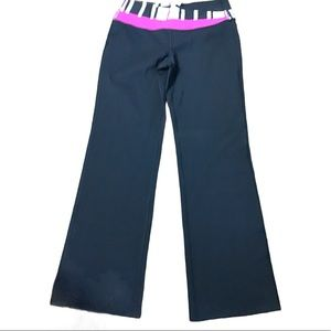 Lululemon Astro Pant Traverse Stripe Paris Pink